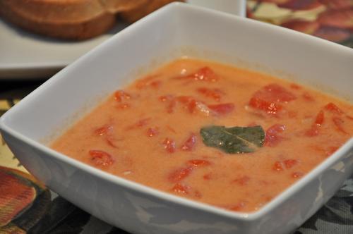 Creme De Tomates A L Ancienne Passion Recettes