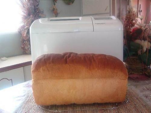 pain blanc au lait pour robot boulanger de sukie passion recettes. Black Bedroom Furniture Sets. Home Design Ideas
