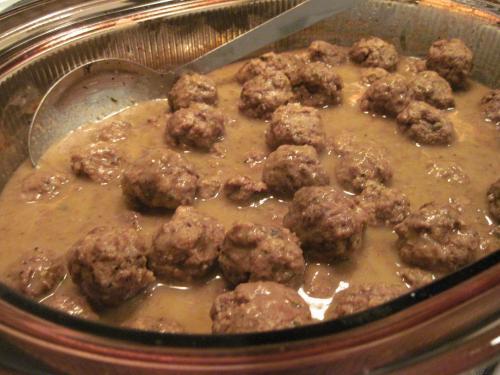 Ragout de boulette l ancienne de corralou passion recettes - Comment cuisiner des boulettes de boeuf ...